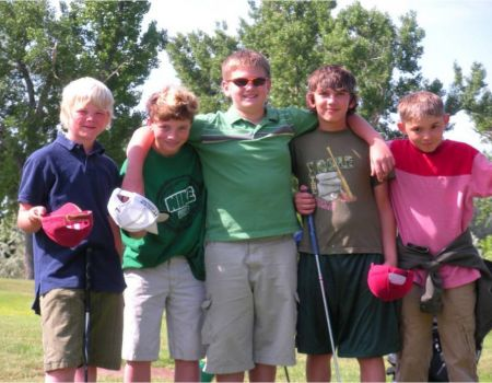 first tee golf program