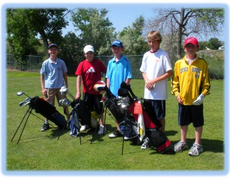 first tee golf program 2